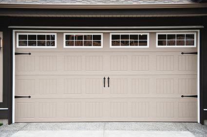 Add Hardward To Garage Doors Residential Garage Doors Garage
