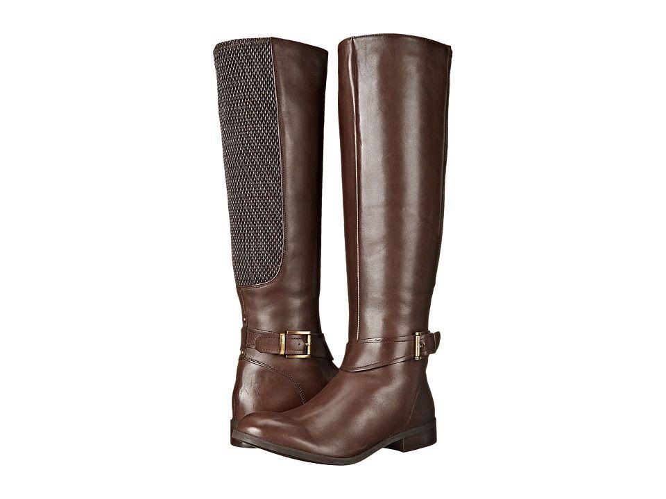 Womens Boots Clarks Pita Dakota Dark Brown Leather