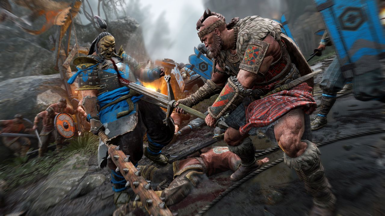 For Honor Highlander Pc Forhonor Ps4 Xbox Knights And Weapons