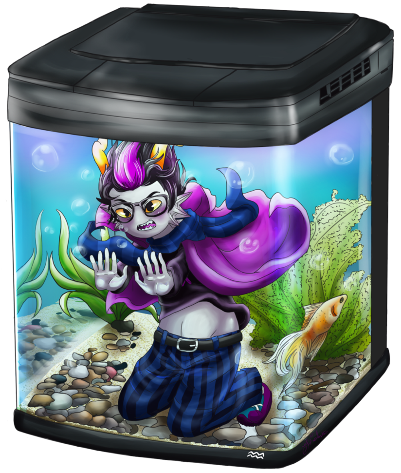 Homestuck fishtank by chibiso also best images on pinterest fandom fandoms and rh