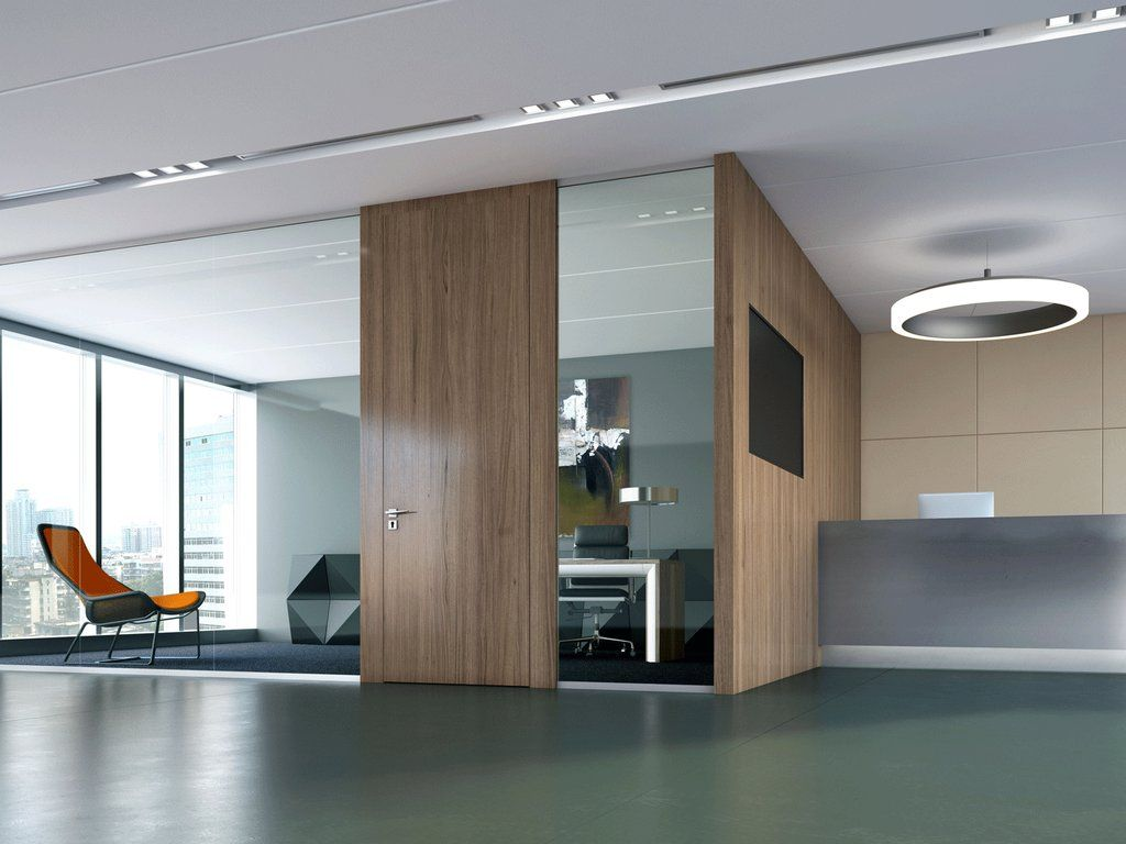 Wood Office Swing Doors & Panels | Modernus | Doors / Kapilar ...