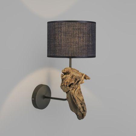 Mix 'N Match Wandleuchte Suchin natur Schirm 20/20/15 #Lampe #Innenbeleuchtung #Wandlampe #Nachtischlampe