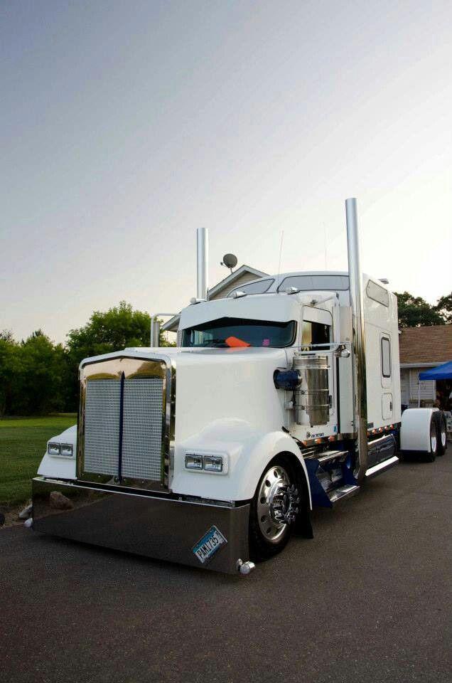 Pin By Pv Pv On Large Cars Big Trucks Kenworth Trucks Trucks