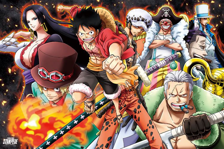 「One Piece Stampede FILM COMPLET」おしゃれまとめの人気アイデア|Pinterest