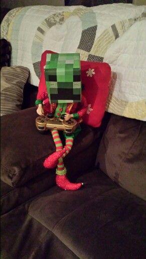 Minecraft Elf