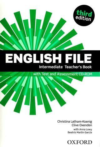 English File Intermediate 3e Student S Book Teacher Books English File Workbook