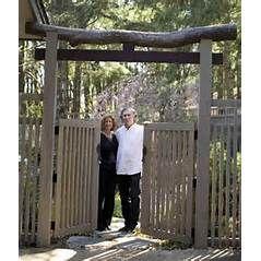 Asian Garden Gates