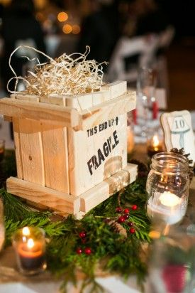 A Christmas Story 2019.Table Decor A Christmas Story Wedding In Baltimore Maryland