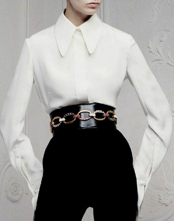 e19c7b6e87013 chemise-blanche-femme-original.jpg 600×762 pixels   Classic style ...