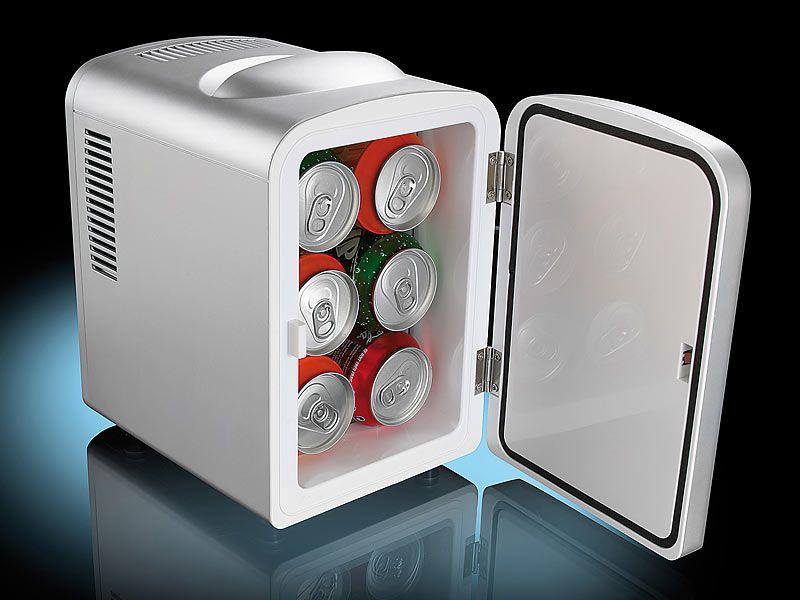 Mini Kühlschrank Harley Davidson : Mobiler mini kühlschrank mit wärmefunktion 4 liter 12 & 230 v
