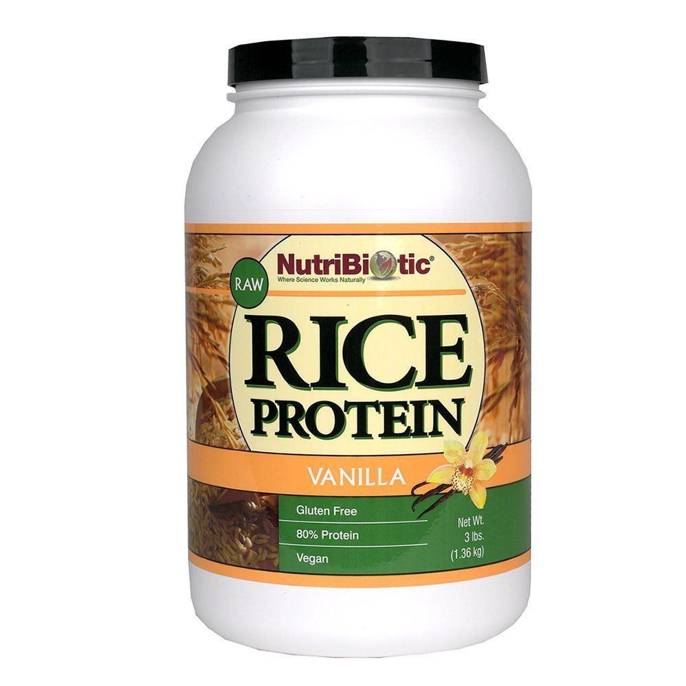 Rice Protein Dr. Oz Brown Rice Casein and Egg
