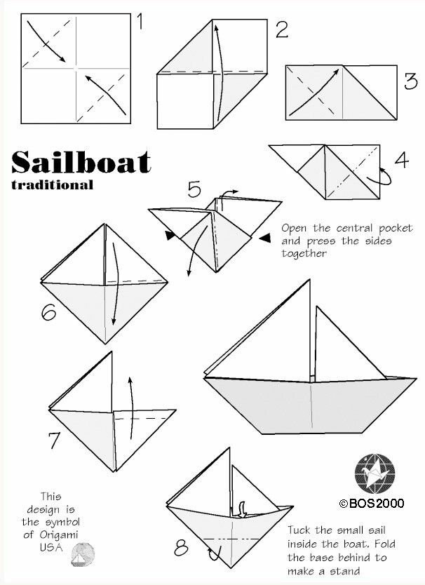 Origami | Basteln für Kinder | Pinterest | Kommunion, Origami und ...
