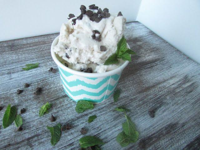 Mint Chip Ice Cream (Gluten Free, Dairy Free)   Dairy free foods ...