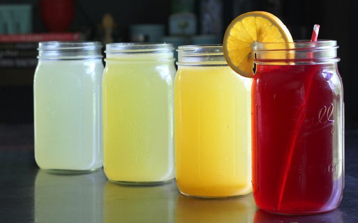 Homemade Electrolyte Sports Drink .
