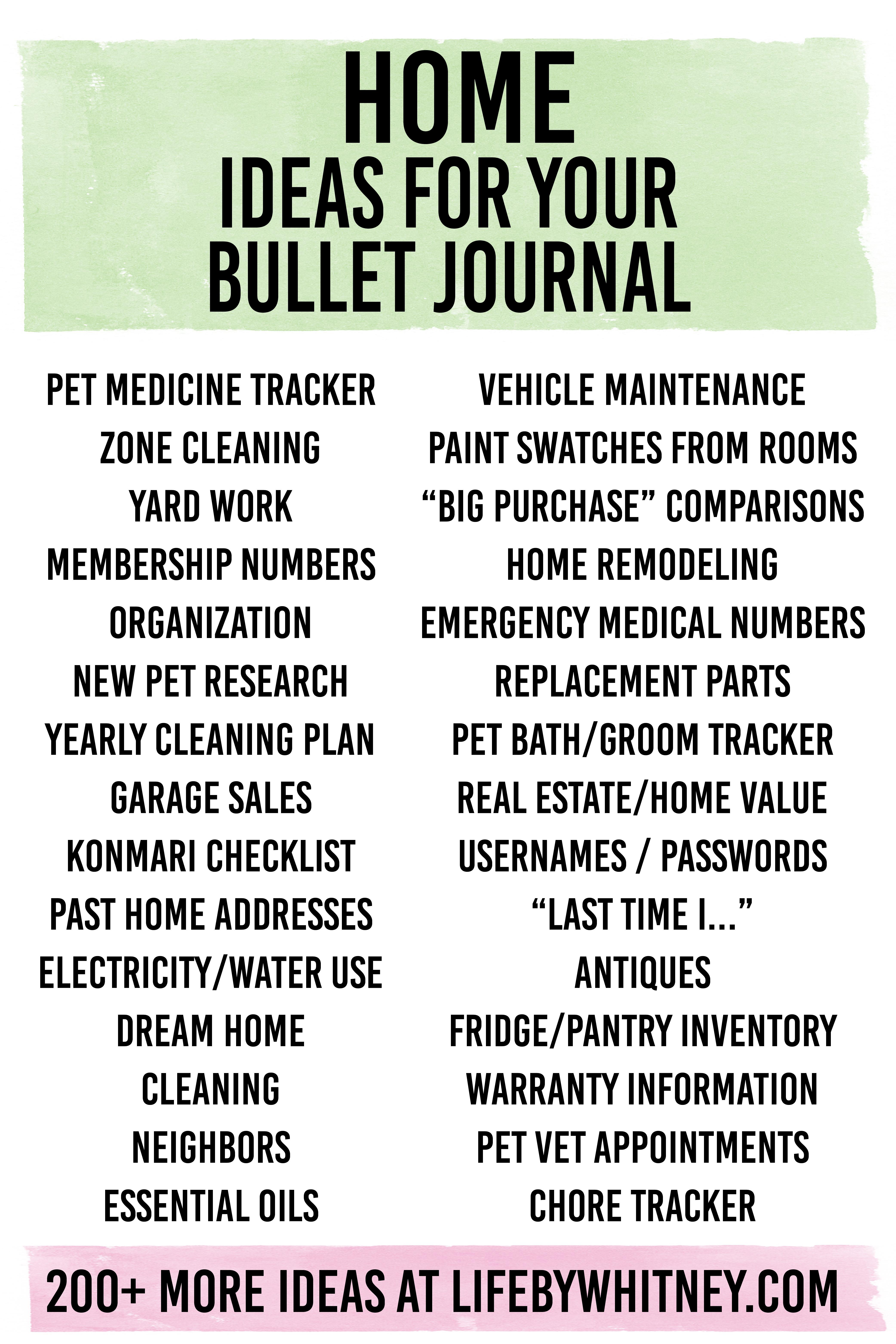 379 Bullet Journal Ideas The Master List Printographic Bullet Journal Lists Bullet Journal Ideas Pages Bullet Journal Notebook
