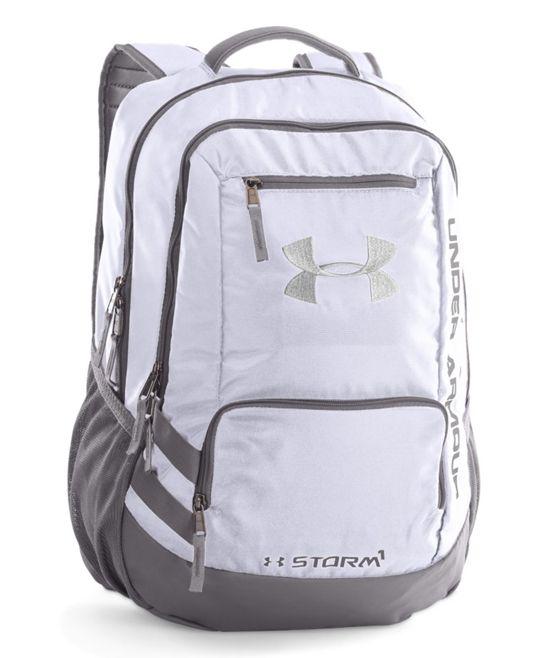 White Storm Hustle II Backpack  d523eeb1b4308