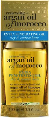 OGX Renewing Argan Oil Of Morocco Extra Strength Penetrating Oil Dry Coarse Hai