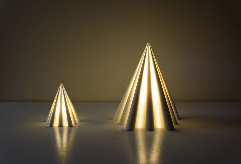 Robert Debbane S 3d Printed Lamps At New York Design Week Light Classic Lighting Lamp