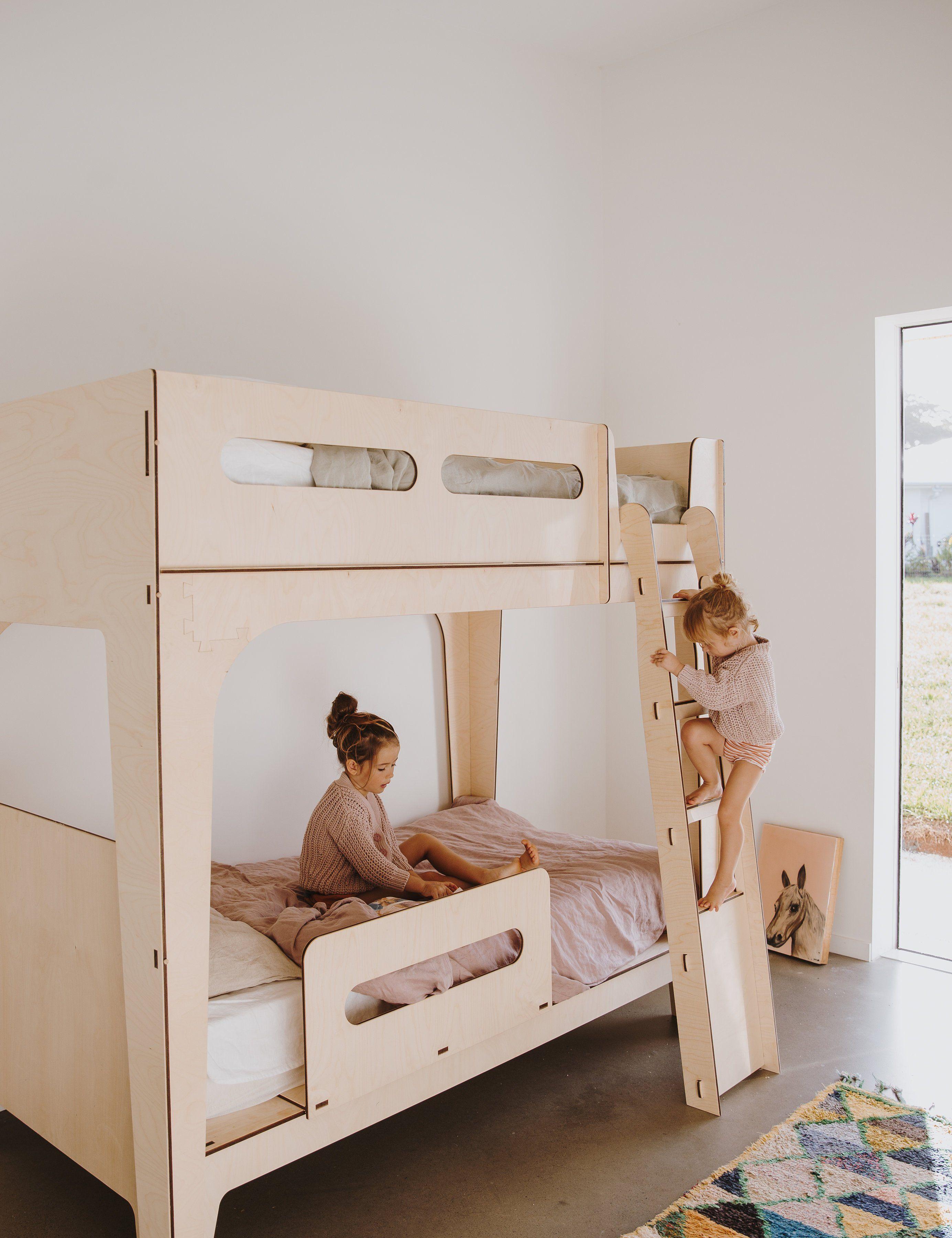 At Home With Amelia Fullarton Kids Bunk Beds Kid Beds Cool