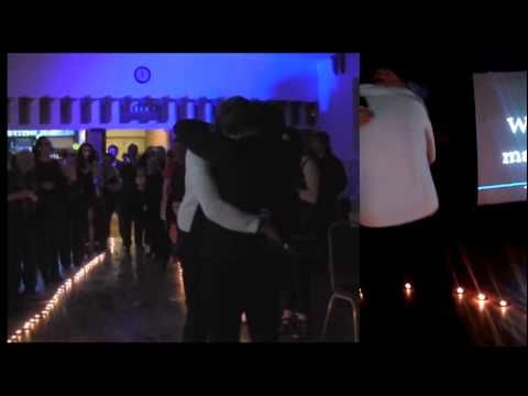 Gay Wedding Proposal - Feat. Leona Lewis Surprise!