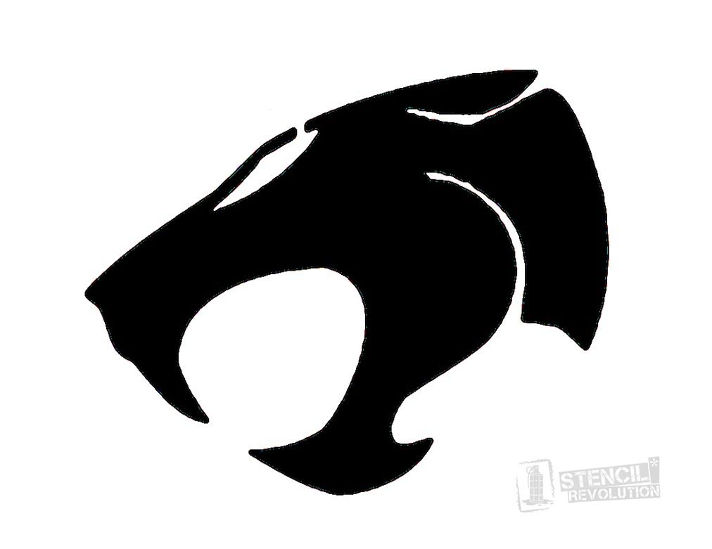 download your free thundercats logo stencil here save time and
