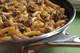 Photo of THE CHEESIEST® Cheeseburger Mac Recipe – THE CHEESIEST® Chee …