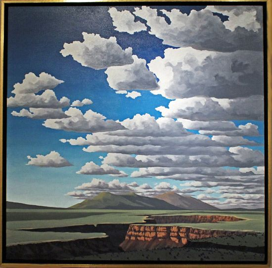 Doug West Blue Rain Gallery Santa Fe New Mexico 14 500 Landscape Art Southwestern Art Southwest Art