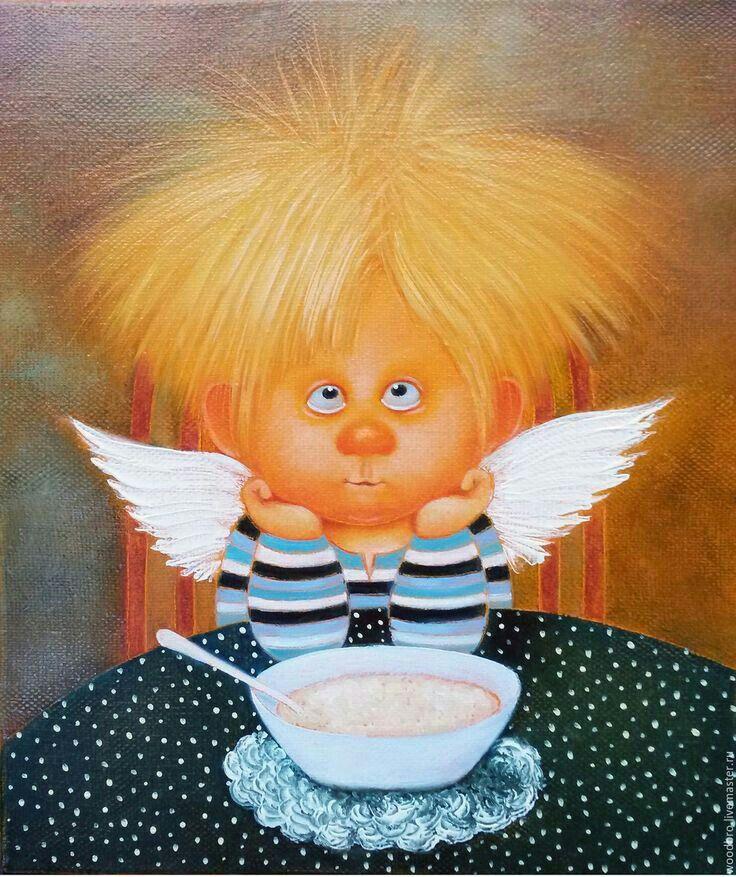 Доброе утро ангелочек открытка, юбилеем лет