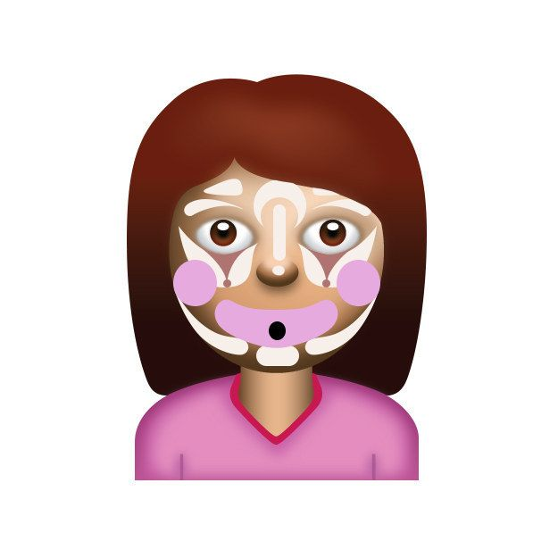 Clown Face Emoji Png