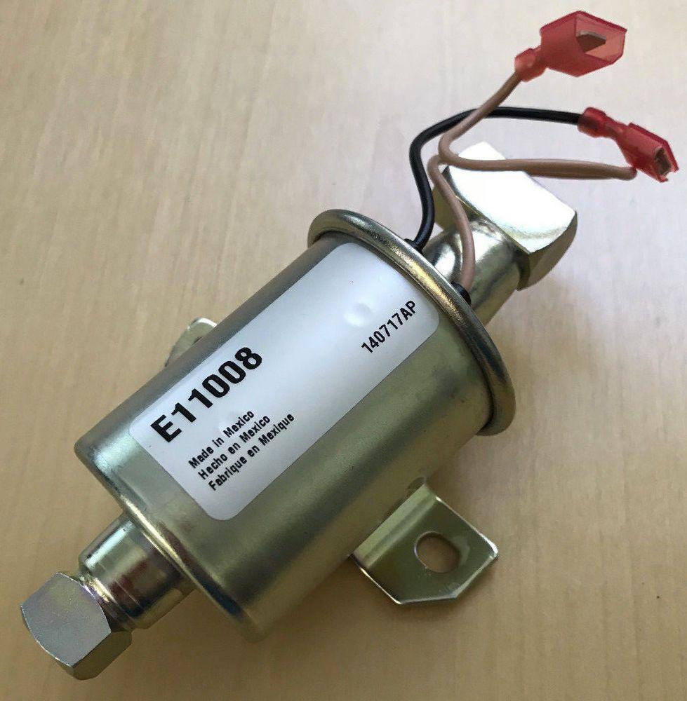 Airtex Onan Generator Electric Fuel Pump 1 8 Female Thread 25 35gph 3 5 5psi Airtex Fire Extinguisher Onan Generator Extinguisher