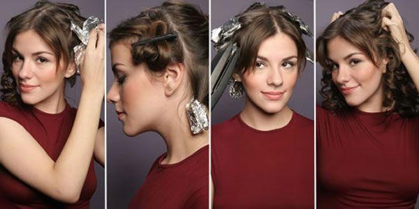 Ela-coloca-papel-de-alumínio-no-cabelo.-O-resultado-Quem-me-dera-ter-sabido-disto-antes