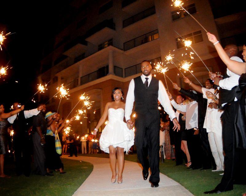 Myrtle Beach Weddings Tiffany Chris Marina Inn At Grande Dunes