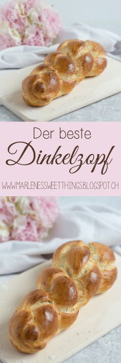 dinkelzopf brot pinterest brot backen und hefezopf. Black Bedroom Furniture Sets. Home Design Ideas