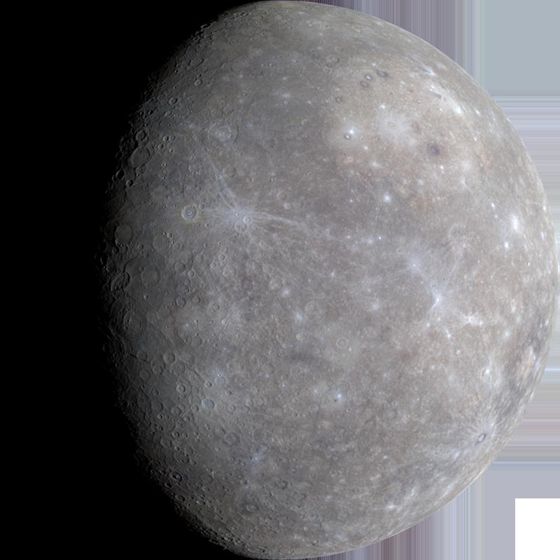 Меркурий картинка пнг
