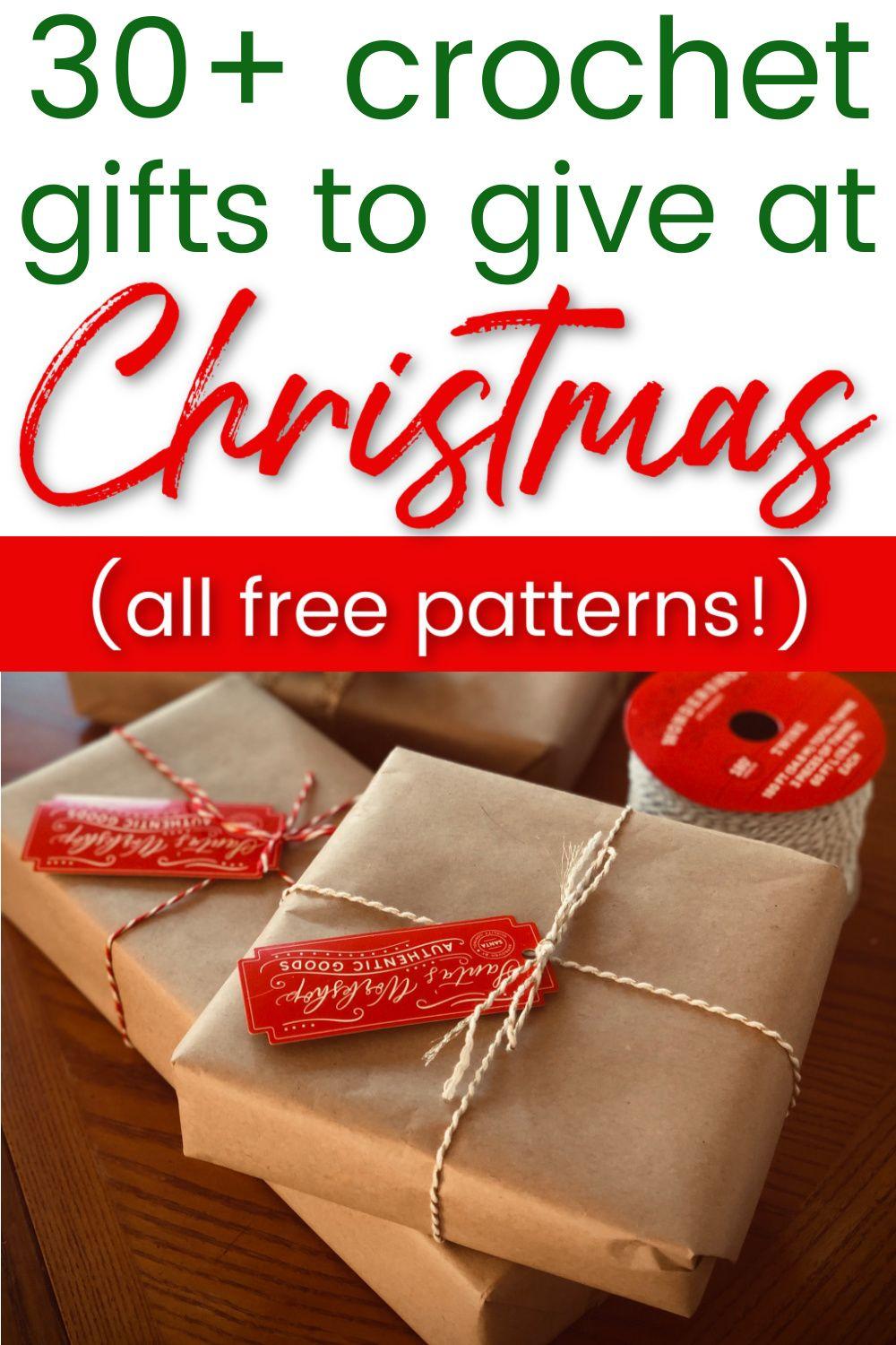 Crochet Gift Ideas For Christmas Over 30 Free Patterns In 2020 Crochet Gifts Crochet Christmas Gifts Gifts