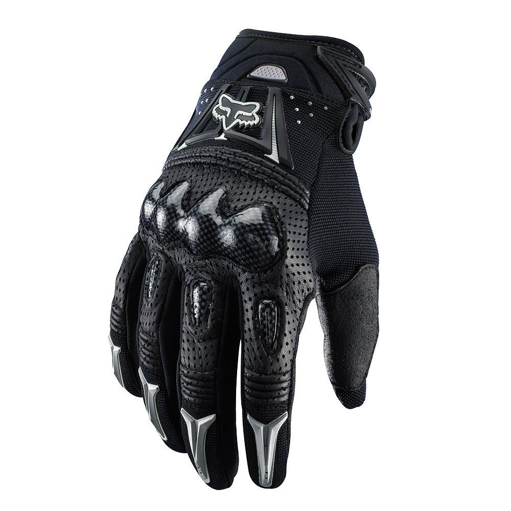 Motocross Off-road MTB Cycling Racing Bicycle Leather Armed Motorcycle Gloves