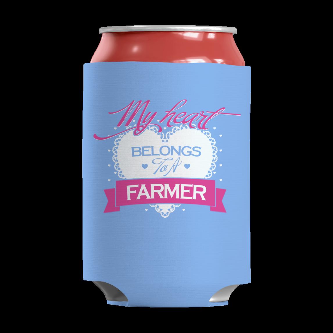 Limited Edition - My Heart Belongs to A Farmer