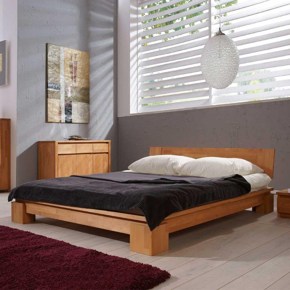 Bett Aus Buche Massivholz 180x200 Jetzt Bestellen Unter: ...