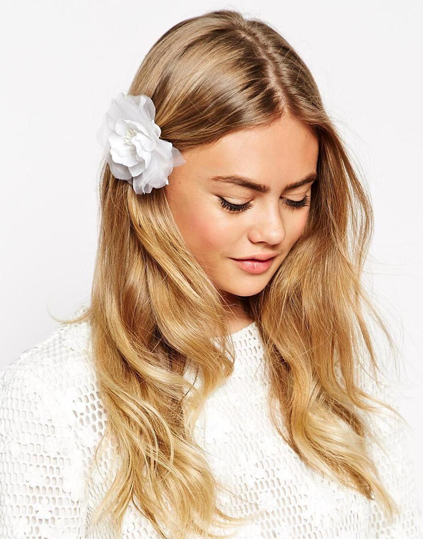 image 1 of asos vintage flower hair clip | vintage hair