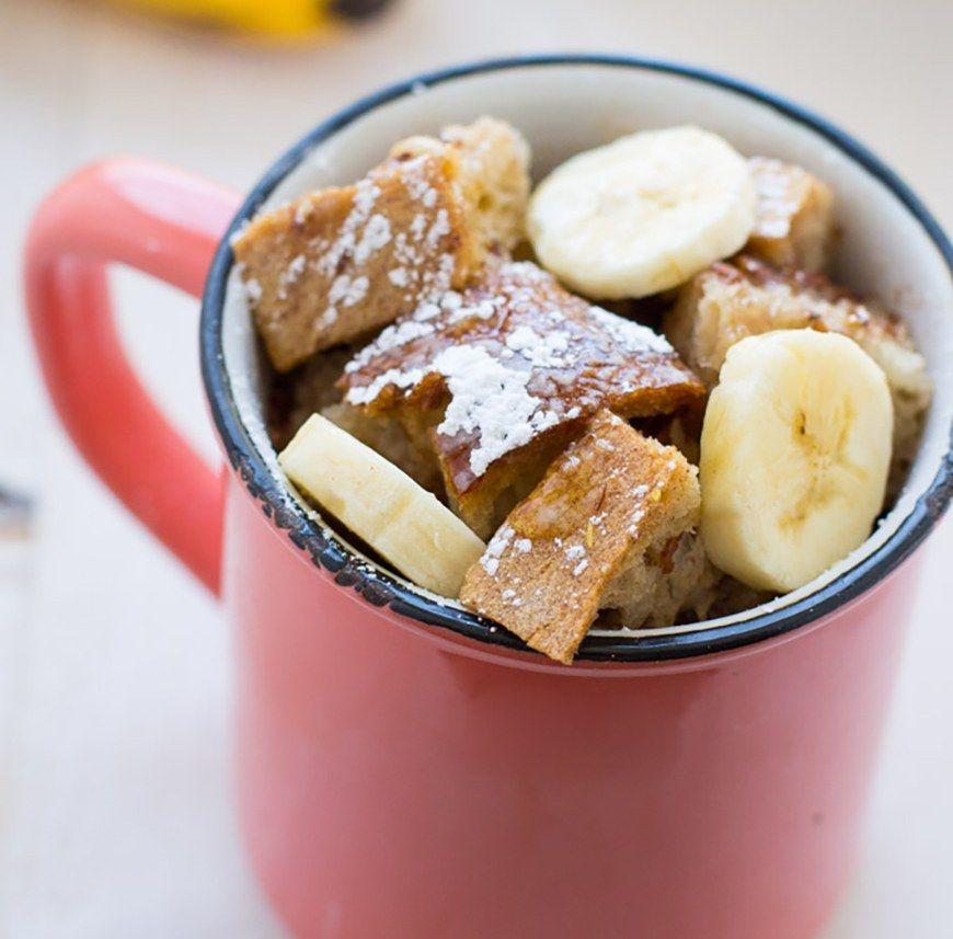 Healthy Breakfast Recipes You Can Make From Leftovers: 17 Healthy Breakfasts You Can Make In A Mug