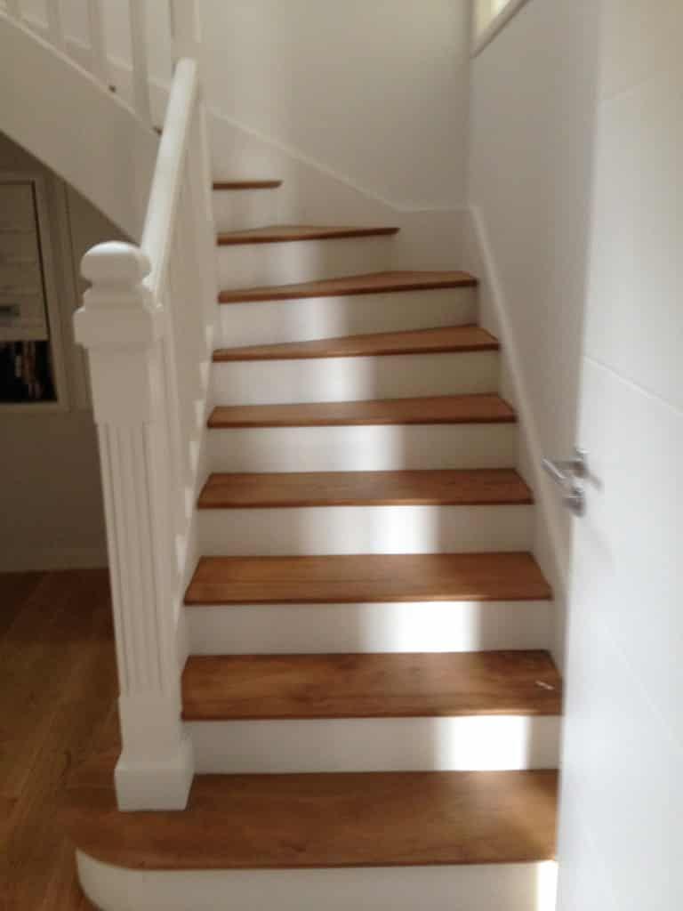 Img 2878 768x1024 Peindre Un Escalier Renovation Escalier Bois Escaliers Maison Escalier Peint