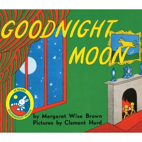 Goodnight Moon (Reissue) (Board Book) by Margaret Wise Brown   Target 57808f8b9