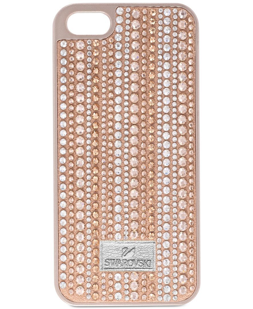 cheap for discount 9a425 a4a51 Swarovski Rose Gold-Tone Crystal iPhone 6 Case | Swarovski Watches ...