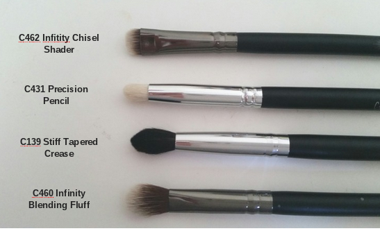 Crown Brush UK Haul review | The Blogger Reviews of