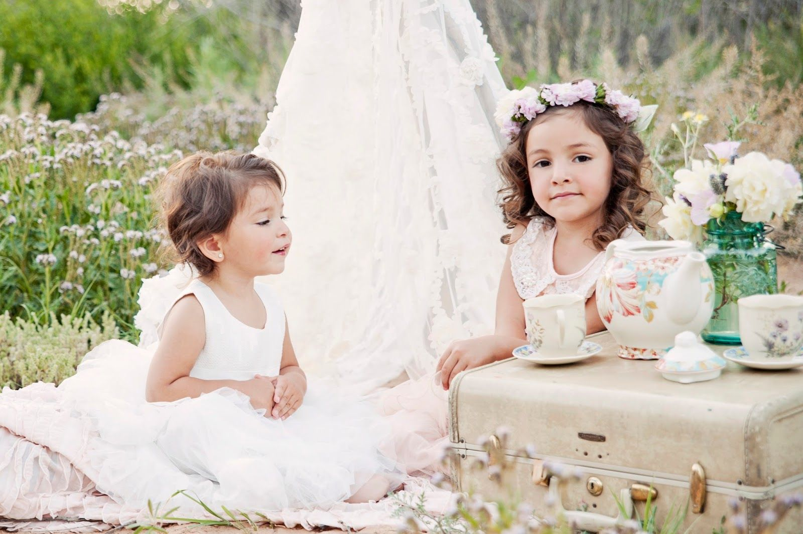 Image result for kids tea party
