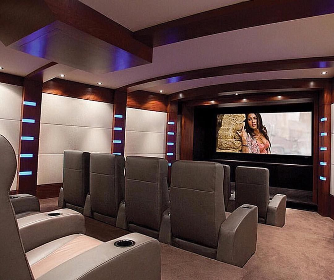 Modern Home Theatre Ideas: Masters Of Luxury ™ (@mastersofluxury_) • #hometheature