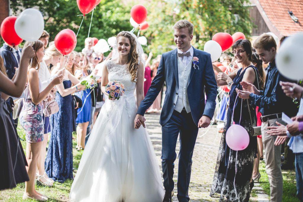 Hochzeit Begrüßung