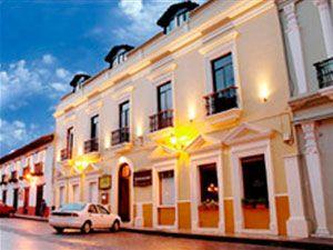 Hotel Ciudad Real Justo en el corazón de San Cristóbal de