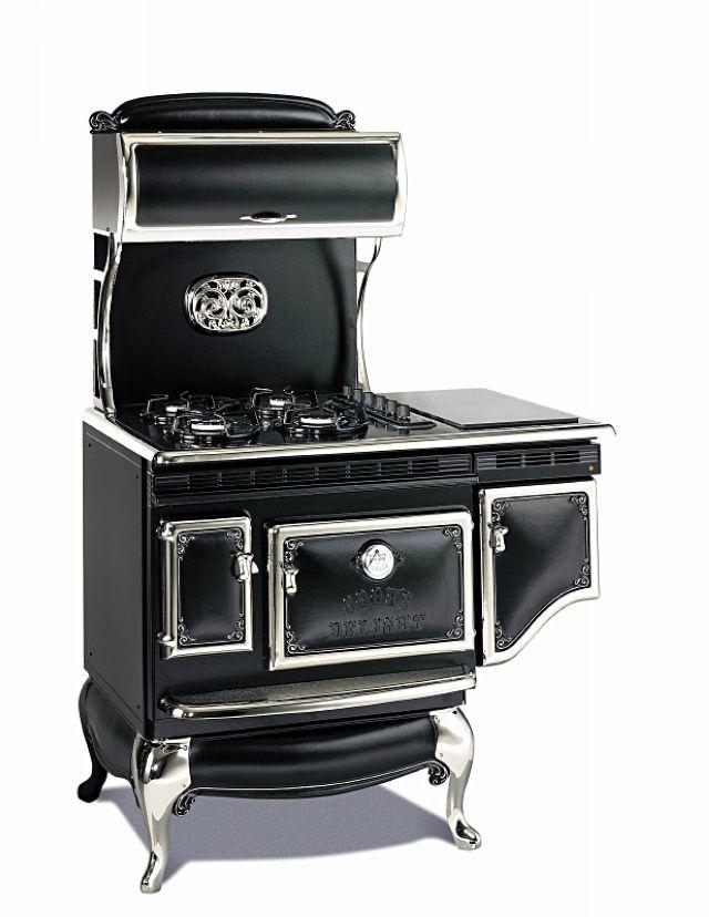 Northstar Cuisinière Au Gaz Look Antique Beaux Poêles Et - Cuisiniere 3 feux gaz pour idees de deco de cuisine
