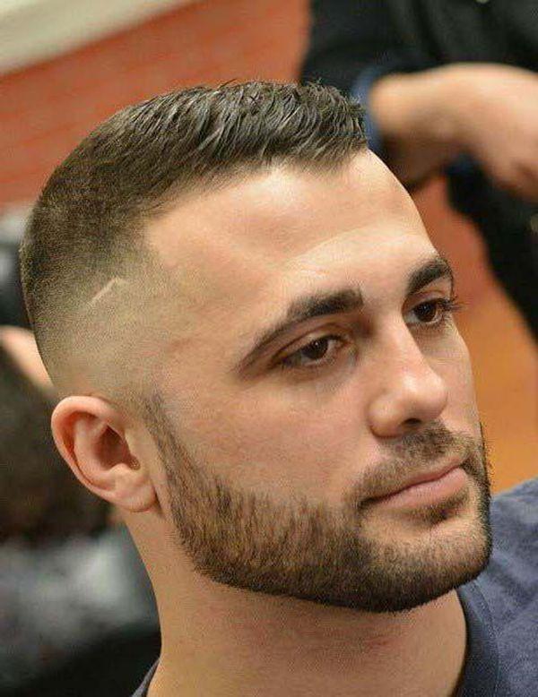 Coole Boxerschnitt Frisur für Männer | Militärhaarschnitte